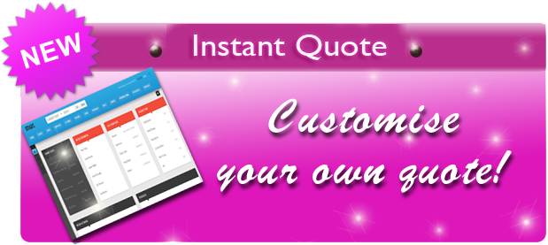 Customize your own quote