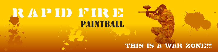 RapidFire Paintball Arena   One of the Finest Paintball Places Around