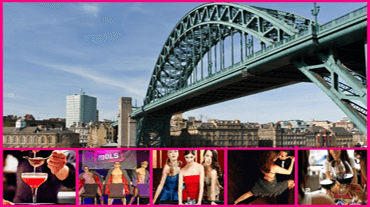 Hen Party Newcastle