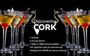 Discovering Cork - Henit landing page image