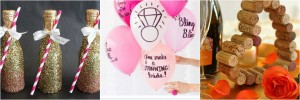 DIY Hen party Decorations