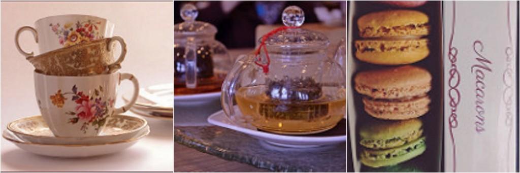 posh hen party ideas - high tea