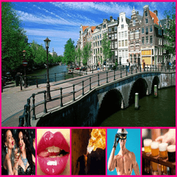Hen Party Amsterdam
