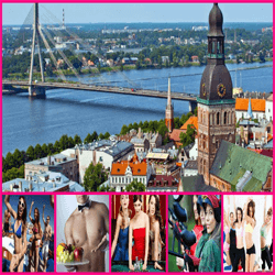 Hen Party Riga